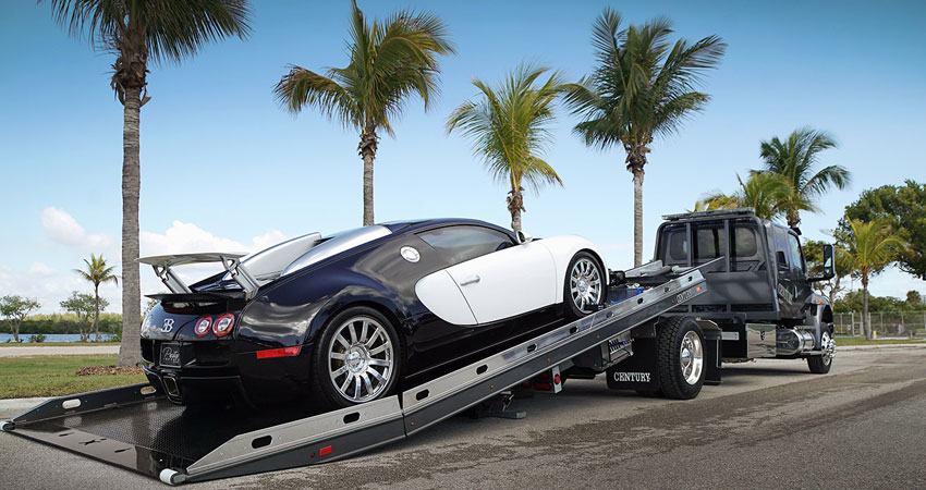 Exotic Car Towing Sydney