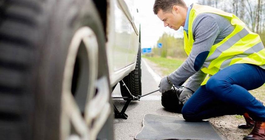 Flat Tyre Assistance Sydney